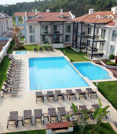 Diana Residence: Hotel Garden