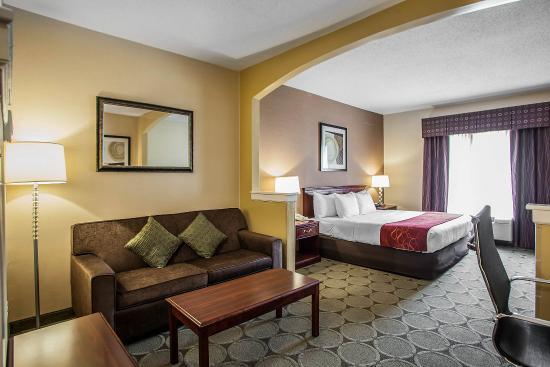 Βόρειο Brunswick, Νιού Τζέρσεϊ: Guest Room