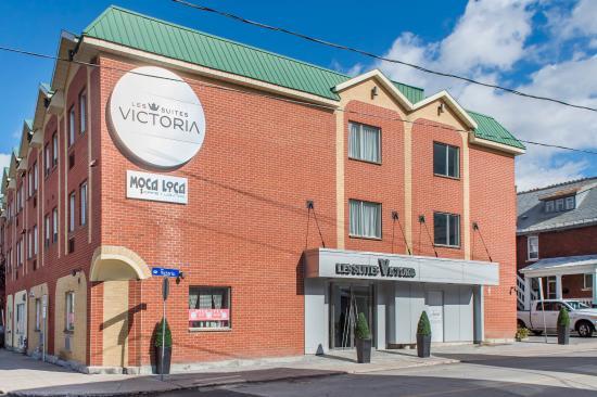 Les Suites Victoria