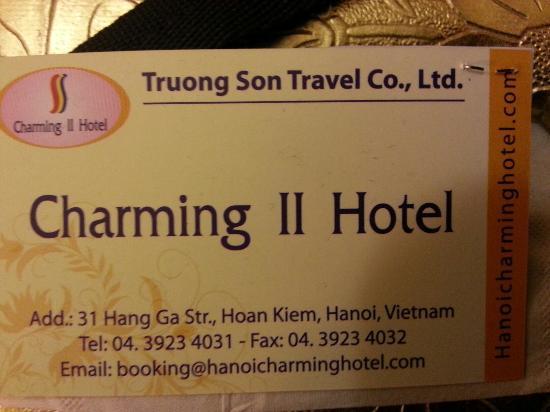 Hanoi Charming 2 Hotel: 20160125_234819_large.jpg