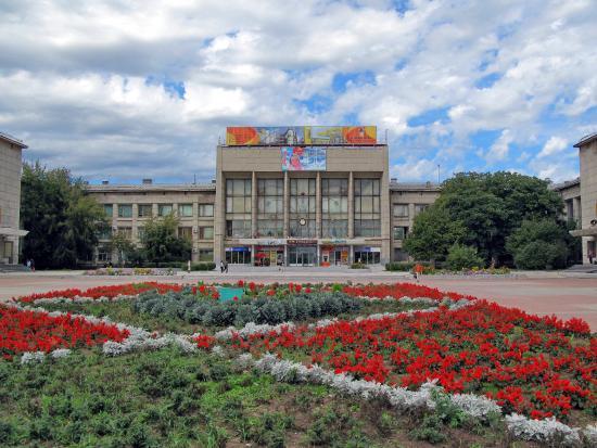 Restaurants Komsomolsk-on-Amur