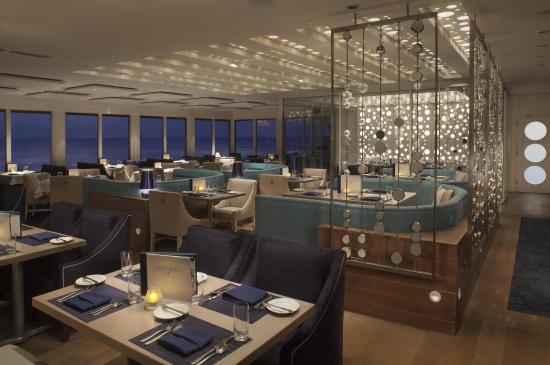 Highland Beach, FL: Latitudes Ocenview Dining Room