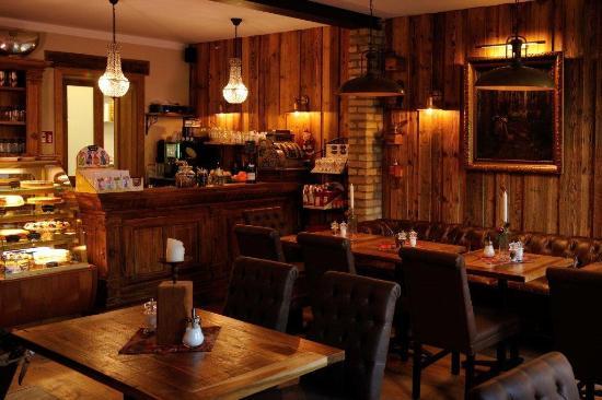 Werder upon Havel, Duitsland: Café Hagemeister