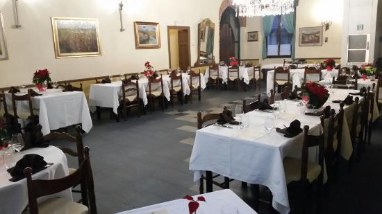 Triuggio, Italy: salone primo piano