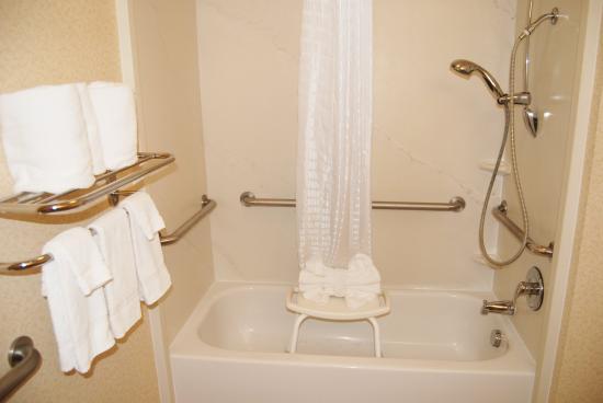 Berea, KY: ADA Bathroom