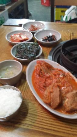 Hanokjib Kimchijjim Seodaemun Main
