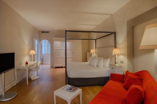 โรงแรมเอนเอช ปอร์ตา รอสซ่า: Guest Room