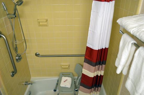 Lumberton, NC: ADA Bathroom