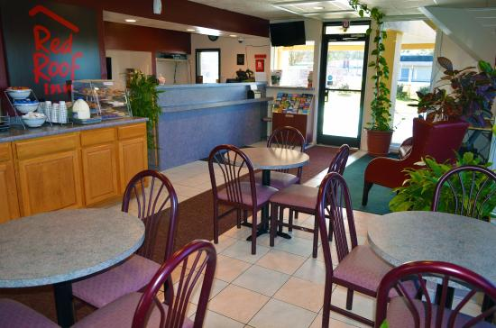 Lumberton, NC: Breakfast Area