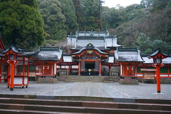 Kuil Kagoshima