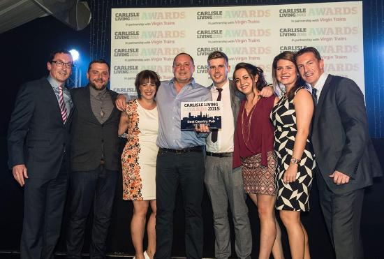"The Queens: Carlisle Living Magazines ""Best Country Pub"" Winners"