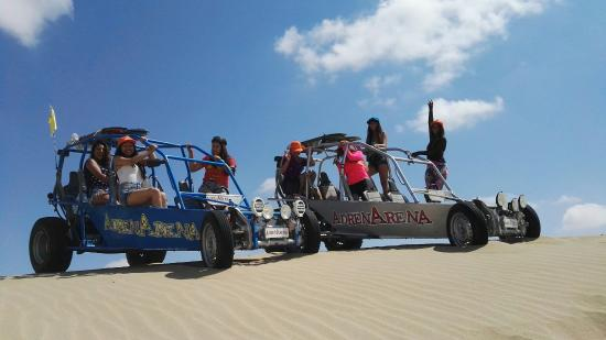 Huacachina Tour Packages