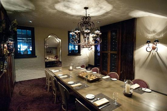 Blue Bell, PA: Wine Room