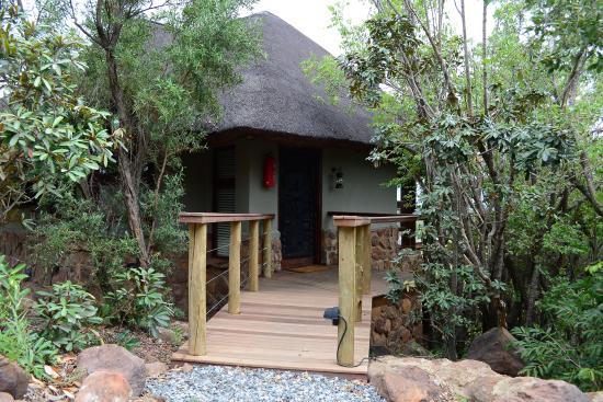 Welgevonden Game Reserve, Sudáfrica: Deluxe Suite - Exterior