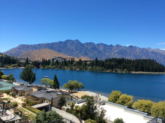 Rydges Lakeland Resort Hotel Queenstown: Room view