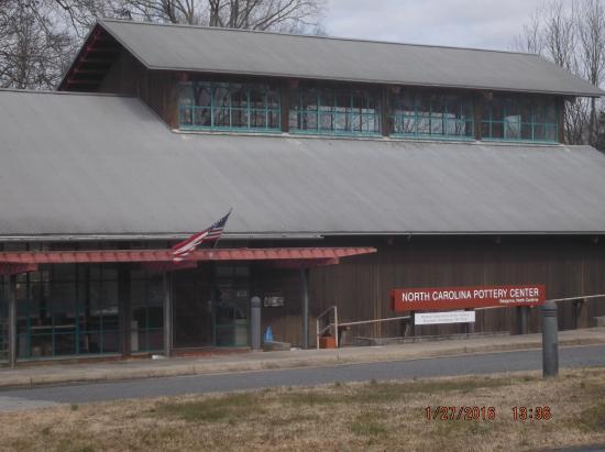 Foto de North Carolina Pottery Center