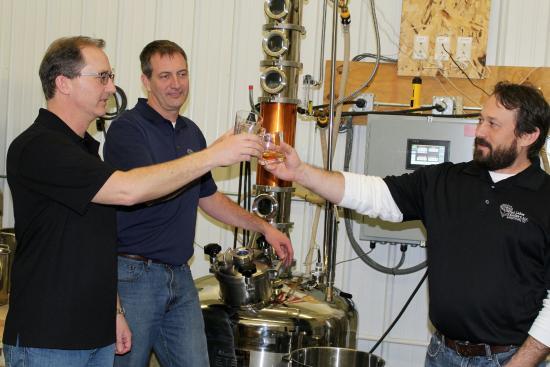 Watertown, Dakota Południowa: Glacial Lakes Distillery