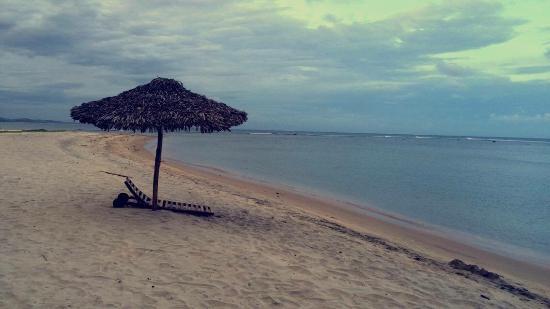 Mahambo, Madagascar: Plage !