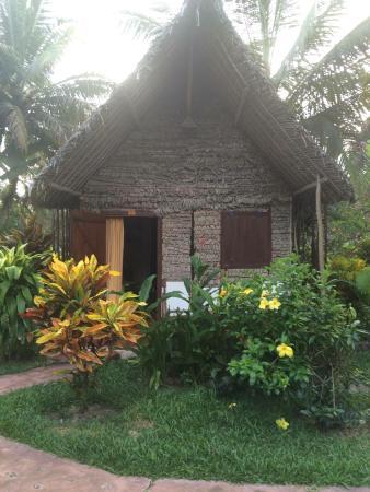 Mahambo, Madagascar: Bungalow !
