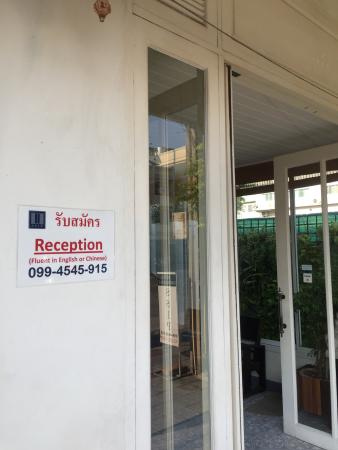 SSIP Boutique Dhevej Bangkok: 非常舒服的環境,旅館主人Sip精通中英文,當然還有泰文,這裡是來曼谷非常好的選擇