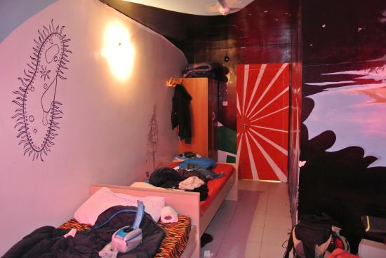 Neverland Hostel Foto
