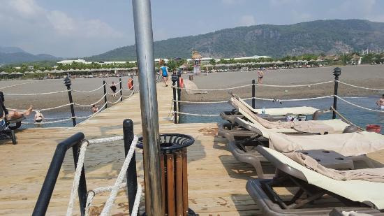 jetty picture of hilton dalaman sarigerme resort spa sarigerme rh tripadvisor ie
