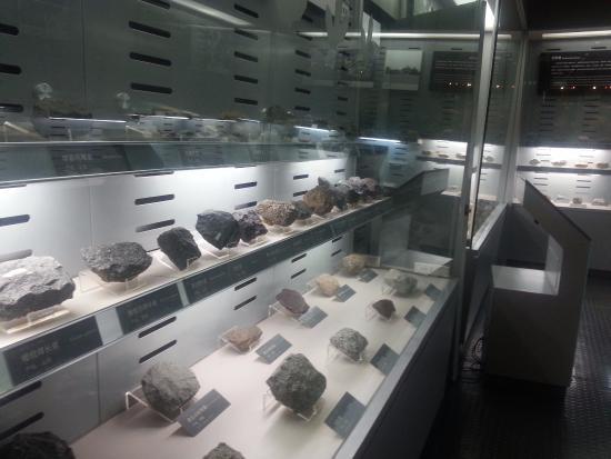 Geological Museum of China Bild