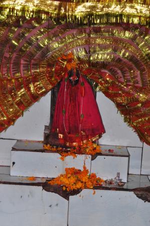 Mangla Gauri Temple: Mangala Gowri