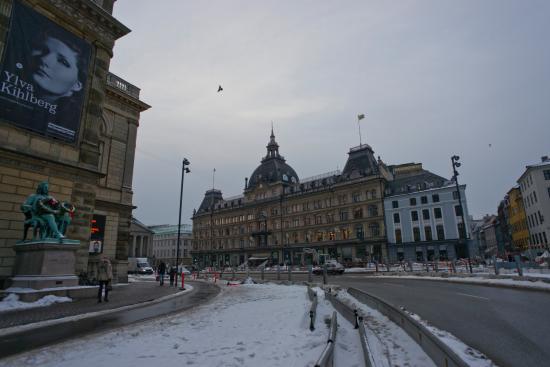 Copenhagen King's Square Foto