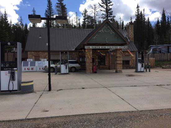 Fredonia, AZ: North Rim Country Store Across From the Kaibab Lodge