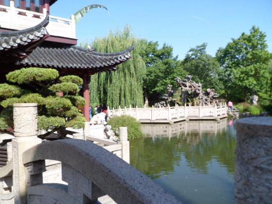 20160131 194853 foto di luisenpark mannheim for Jardin chino
