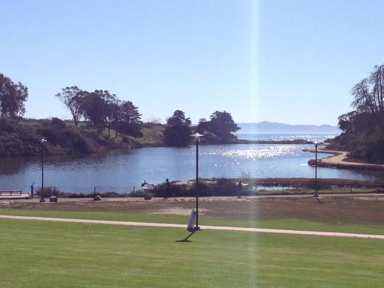 Isla Vista, Kalifornien: UCSB Lagoon