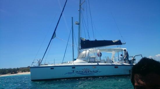Catamaran Tamamsa