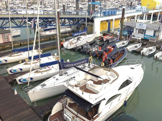 Lagoon Watersports - Brighton Marina