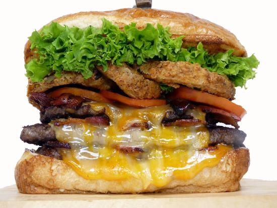 1 kilo gordo grinog burger picture of gringo mike s san gil