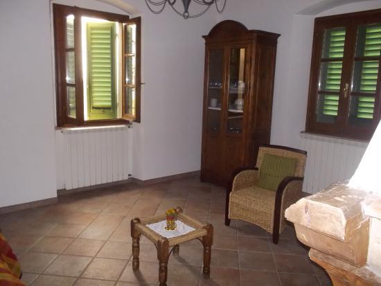Барбедино-Валь-д'Эльза, Италия: I nostri appartamenti...