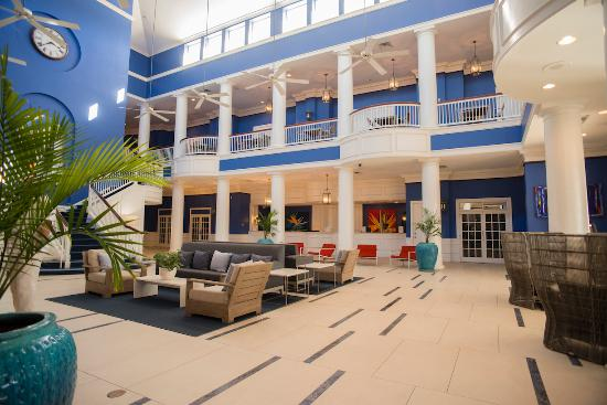 Sugar Bay Resort & Spa Lobby