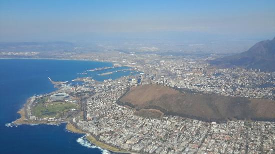 Afrique du Sud Backpackers: Cap town