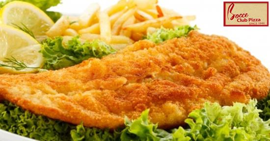 Bocce club pizza buffalo menu prices restaurant for Best fish fry buffalo ny