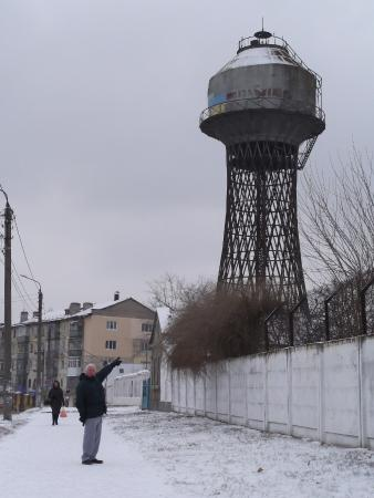 Shukhov Water Tower
