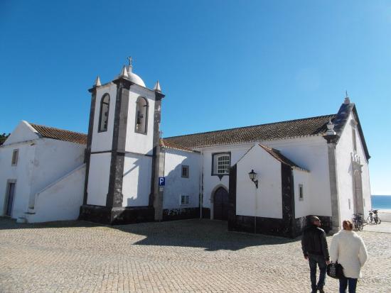 Vila Nova de Cacela, Portugal: Het kerkje