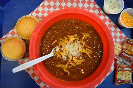 Seguin, TX: Who wants some Chili?!!