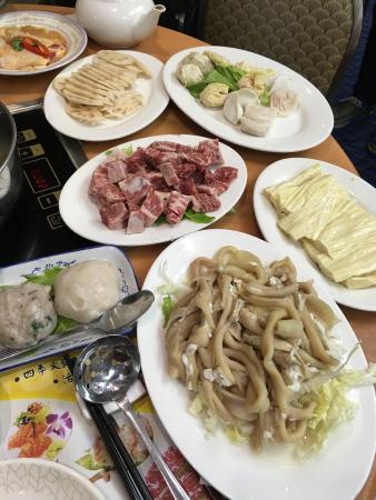 Chunxiaqiudong Hotspot