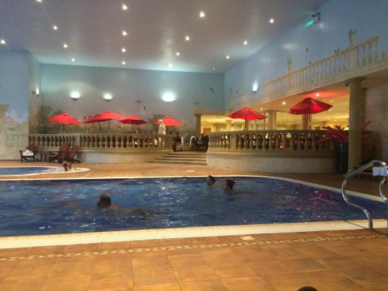 Towcester, UK: Came here for top to toe treatments and overnight stay ! Upgraded for the restaurant in the even