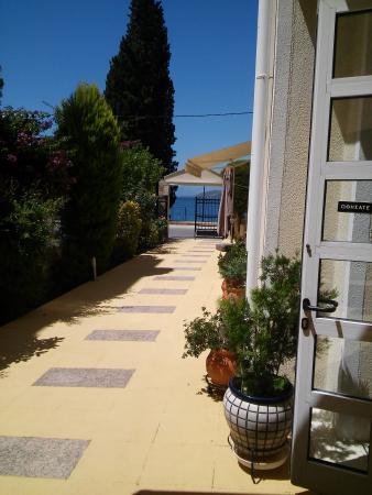 Edipsos, Greece: ΚΗΠΟΣ