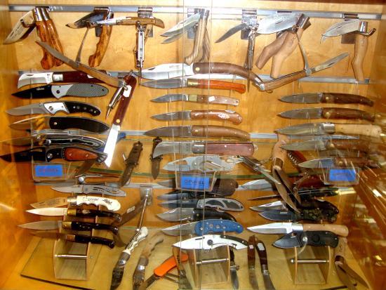 Alexakis - Cretan knives