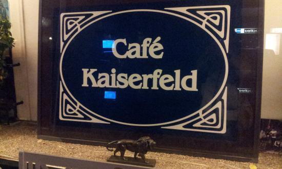 Cafe Kaiserfeld