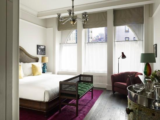 The Beekman, A Thompson Hotel: Deluxe King