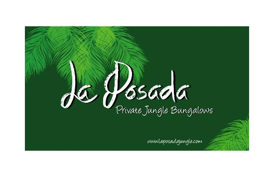 La Posada Private Jungle Bungalows: Logo