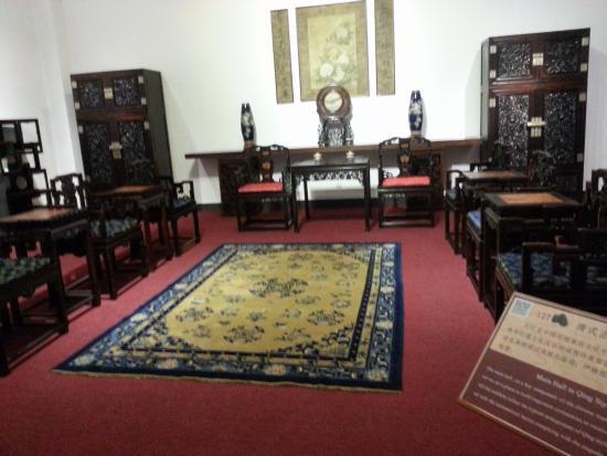 China Red Sandalwood Museun: Dining Room Set